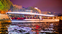 2-hour Seine Dinner Cruise with Musical Accompaniment, Paris, Dinner Cruises