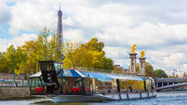 Bateaux Mouches Lunch Christmas Cruise , Paris, Lunch Cruises