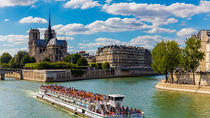 Compagnie des Bateaux-Mouches 1-Hour Sightseeing River Cruise on Seine, Paris, Day Cruises