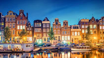 3-Night Tour of Amsterdam and Bruges from Cambridge, Cambridge, 4-Day Tours