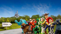 4-Day Paris Break from Cambridge including Disneyland Paris and Walt Disney Studios Park, ...