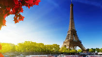 4-Day Paris Break from Eastbourne including Disneyland Paris and Walt Disney Studios Park, ...