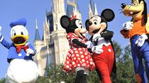 4-Day Paris Break from Eastbourne including Disneyland Paris and Walt Disney Studios Park, South...