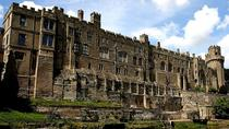 Full-Day Warwick Castle and Stratford Upon Avon Tour From Bournemouth, Bournemouth, Hop-on Hop-off...