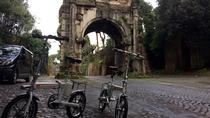 Halbtags private Ebike-Tour auf der Via Appia, Rome, Bike & Mountain Bike Tours