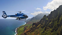 Full-Day Air and Land Volcano Adventure from Oahu, Oahu, Helicopter Tours