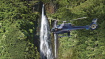 Kauai Small-Group Helicopter and Land Combo Tour, Oahu, Helicopter Tours