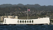 Oahu endagstur til Pearl Harbor fra Big Island, Hawaii