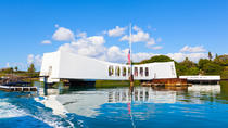 Tur fra Waikiki til USS Missouri, USS Arizona Memorial og Pearl Harbor, Oahu, Bus & Minivan Tours