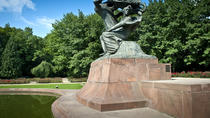 4-Hour Chopin's Life and Music Walking Tour in Warsaw, Warszawa