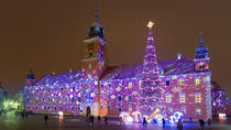 Christmas Market Tour in Warsaw, Varsovie