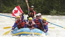 Jasper Rafting on Sunwapta River: Class III, Jasper
