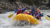 Jasper Rafting Trip on Athabasca River Mile 5, Jasper, White Water Rafting & Float Trips