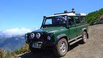 Halbtägige Jeep-Safari-Tour - Zentral, Funchal, 4WD, ATV & Off-Road Tours