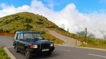 Halbtages-Jeep-Tour - Naturpark, Funchal, 4WD, ATV & Off-Road Tours
