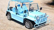 Self-Guided Santa Monica Tour in a Moke Electric Car Rental, Los Angeles, City Tours