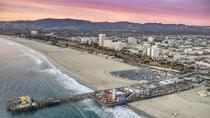 Tour privato di Half Day di Hollywood e Santa Monica con ritiro, Los Angeles, Tour privati