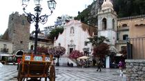 Taormina and Castelmola Tour from Messina, Messina, Half-day Tours