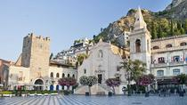 Taormina Tour by Open-Top Bus, Taormina, Hop-on Hop-off Tours