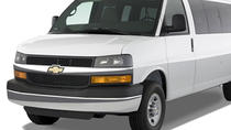Cancun Airport Shared Shuttle with WIFI, Cancun, Self-guided Tours & Rentals