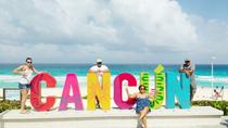 Cancun City and Shopping Tour Including El Meco Ruins, Cancún