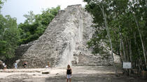 Coba Mayan Ruins and Cenote Cultural Full-Day Tour from Cancun and Riviera Maya, Cancun, Day Trips