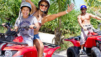 Outdoor Combo Tour: ATV with Waverunner or Speedboat, Playa del Carmen, 4WD, ATV & Off-Road Tours