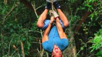 Ziplining and Cenote Tour from Cancun, Cancun, Ziplines