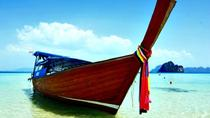 Half-Day Island-Hopping Tour by Long-Tail Boat from Koh Lanta Yai with Lunch, Ko Lanta, Day Cruises