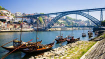 Porto Private Full Day Sightseeing Tour from Lisbon, Porto, City Tours