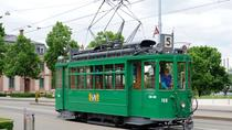 Tour domenicale a bordo di un tram d'epoca di Basilea, Basel, Sightseeing Passes
