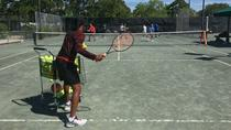 Cardio Tennis at the St. Petersburg Tennis Center, San Pietroburgo