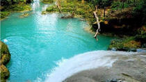 Private Blue Hole and Konoko Falls Park Combo Tour, Ocho Rios, Half-day Tours