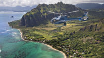 Complete Island Eco Helicopter Small-Group Tour from Oahu, Oahu, Helicopter Tours
