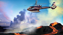 Helicopter Tour of Hawaii Volcanoes National Park and Waterfalls from Hilo, Big Island of Hawaii, ...