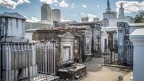 Walking Tour of St. Louis Cemetery 1, New Orleans, Historical & Heritage Tours