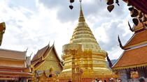 Half Day Doi Suthep Temple and City Temples (Private Tour), Chiang Mai, Private Sightseeing Tours