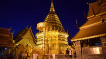 Half Day Umong Temple and Monk Chanting at Doi Suthep Temple, Chiang Mai, Private Sightseeing Tours