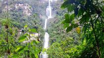 Visit to the Nature Waterfall of La Chorrera