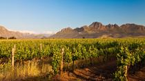 Cape Town Shore Excursion: Winelands Tour, Cape Town, Ports of Call Tours
