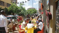 Recorrido a pie de Maboneng Arts and Crafts Markets desde Sandton, Johannesburgo, Excursiones a pie