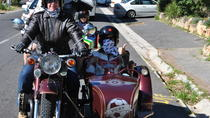 Vintage Sidecar Whale and Dolphin Route Experience from Cape Town, Cape Town, Motorcycle Tours