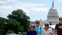 Excursión en bicicleta por los lugares de interés de Washington D. C., Washington DC, ...