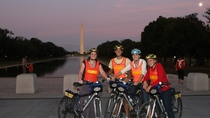 Recorrido nocturno en bicicleta por lugares de Washington DC, Washington DC, Night Tours