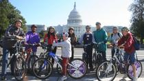 Washington DC Monuments Bike Tour, Washington DC, Night Tours