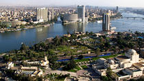 Full-Day Pyramid Complex Egyptian Museum and Cairo City Tour from Hurghada by Coach