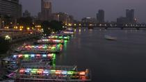 Nile river tour by night on board of private Boat