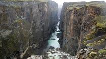Half-Day Canyon and Hot Spring Tour from Laugarfell, East Iceland, Day Trips