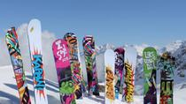 Aspen Performance Snowboard Rental Including Delivery, Aspen