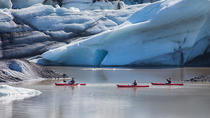 Kayaking by the Glacier, Vik, 4WD, ATV & Off-Road Tours